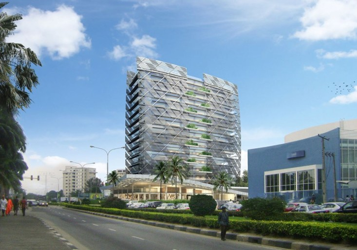 Kings Tower, Alfred Rewane (Kingsway) Road, Ikoyi – Lagos